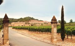 Marques de Murrieta Marques de Murrieta - Ygay Entrance Winery Image
