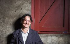 Yalumba Louisa Rose. Chief Winemaker Winery Image