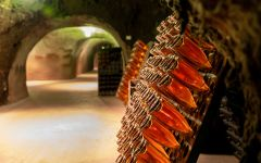 Schramsberg Vineyards Schramsberg Cave and Riddling Rack Winery Image