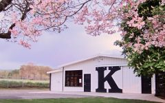 K Vintners Spring at K Vintners Winery Image
