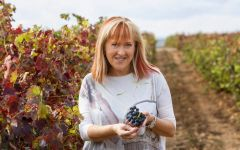 Campo Viejo Chief Winemaker Elena Adell Winery Image