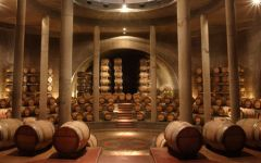 Bodegas Salentein Salentein Cellar Winery Image