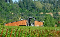 Goldeneye Sustainable Winemaking Winery Image