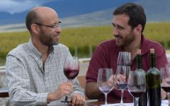 Dona Paula Winemakers Martin and Marcos Winery Image