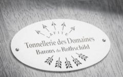 Chateau Lafite Rothschild Cooperage at Chateau Lafite Rothschild Winery Image