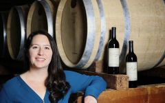 Burgess Cellars Winemaker Kelly Woods Winery Image