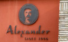 Alexander Alexander Winery Entrance Winery Image