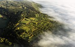 Markus Huber Ariel View Winery Image