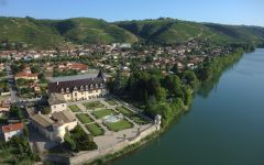 Guigal Chateau d'Ampuis on the Rhone River Winery Image