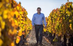 Bodegas Caro Estate Manager Philippe Rolet Winery Image