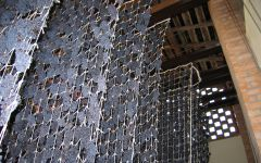 Sartori Drying Grapes for Amarone Winery Image