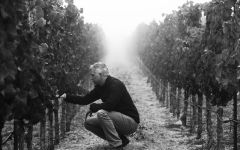 Arista Winery Winemaker Matt Courtney Winery Image