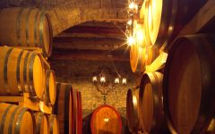Conti Costanti Aging Cellar Winery Image
