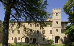 Frescobaldi CastelGiocondo Estate Winery Image
