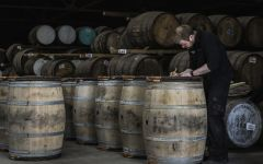 Bruichladdich Head Distiller - Adam Hannett Winery Image