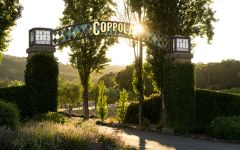 Francis Ford Coppola Winery Francis Coppola Winery, Geyserville CA Winery Image