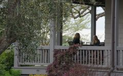 Frog's Leap Wine Tasting on the Deck Winery Image