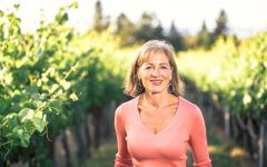 Hanna Winery Christine Hanna, Owner and Principle Winery Image