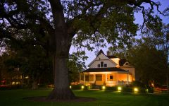 St. Supery Estate Vineyard & Winery St. Supery Atkinson House at Dusk Winery Image