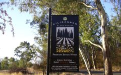 Kilikanoon Cellar Door Signage Winery Image