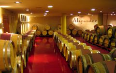 Alexander Alexander Barrel Cellar Winery Image
