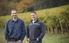 Cristom Vineyards Tom Gerrie and Steve Doerner Winery Image