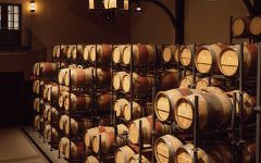 Trinchero Napa Valley Aged in Oak Winery Image