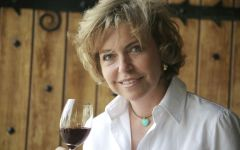 Domaine Bertagna Estate Manager Eva Reh Winery Image