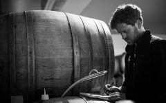 Mayacamas Winemaker Braiden Albrecht Winery Image