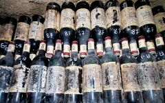 Domaine Tempier  A stash of older Tempier Winery Image