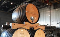Dashe Cellars The Foudres for the Les Enfants Winery Image