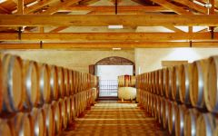 Braida  Barriques Winery Image