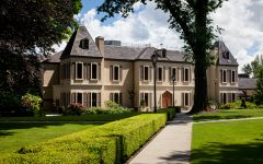 Chateau Ste. Michelle Chateau Ste. Michelle in Woodinville, Washington Winery Image