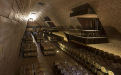Antinori Barricaia Cellar at Antinori in Chianti Classico Winery Image
