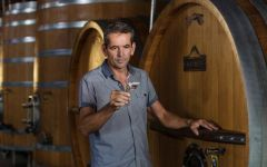 Brancott Chief Winemaker Patrick Materman Winery Image