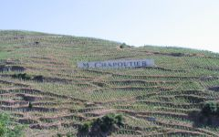 M. Chapoutier Chapoutier vineyards in Cote Rotie Winery Image