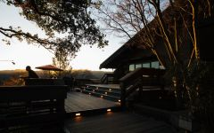 Matanzas Creek Winery Tasting Room at Twilight Winery Image