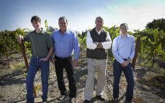 Rodney Strong Vineyards The Winemaking Team Winery Image