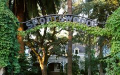 Spottswoode Estate Vineyard & Winery Spottswoode Entrance Winery Image