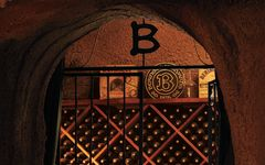 Beringer Vineyards Wine Cellar Winery Image