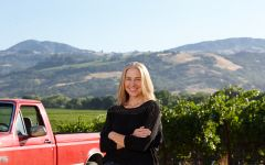 Meiomi Winemaker Melissa Stackhouse Winery Image