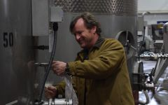 Cycles Gladiator Founder and Winemaker, Adam LaZarre Winery Image