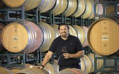 Fess Parker Winemaker Blair Fox Winery Image