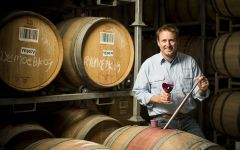 Yangarra Estate Vineyard Winemaker, Peter Fraser  Winery Image