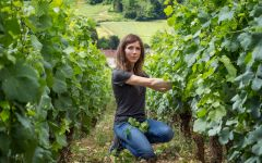 Paul Jaboulet Aine Winemaker & Owner - Caroline Frey Winery Image