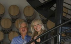 Benton Lane Steve and Carol Girard Winery Image