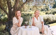 Avaline Founders Cameron Diaz & Katherine Power Winery Image