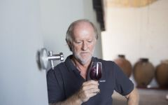 Herdade Do Esporao Chief Winemaker, David Baverstock Winery Image