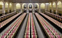 Chateau Montrose The Barrel Hall Winery Image