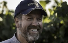 Kenwood Chief Winemaker Pat Henderson Winery Image